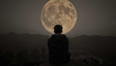 Only Comfort Is The Moon
