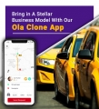 One-stop solution for taxi service with ola clone app