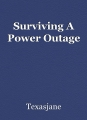 Surviving A Power Outage