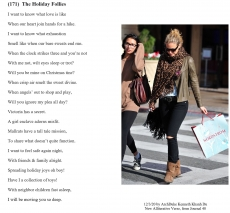 (171) The Holiday Follies