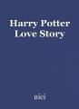 Harry Potter Love Story