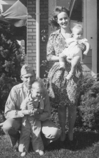 Dad's Hope for Our Best Christmas Ever, 1942