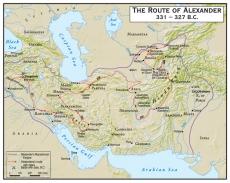Treasons (Alexander's mirror- II)