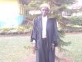 Barrister Olaoye, the Church Cleaner