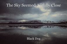 The Sky Seemed Awfully Close