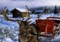Santa's scout, and Bob