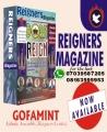 REIGNERS MAGAZINE