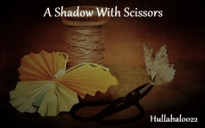 A Shadow With Scissors