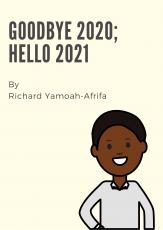 Goodbye 2020; Hello 2021