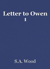 Letter to Owen 1