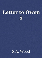 Letter to Owen 3
