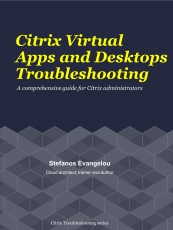 Citrix Virtual Apps and Desktops Troubleshooting