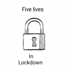 Five Lives In Lockdown - Dan and his Virtual Assistant