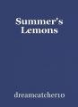 Summer's Lemons
