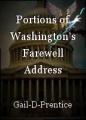 Portions of Washington's Farewell Address