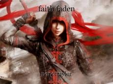 faith faden