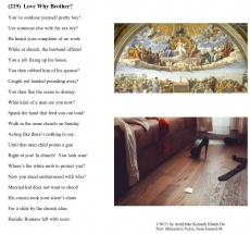 (219)  Love Why Brother?