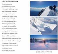 (220) The Powderland Trek