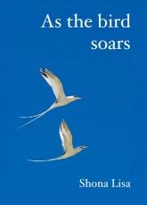 As the bird soars