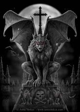 The Notre Dame Gargoyle