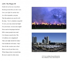 (229)  The Plague Of