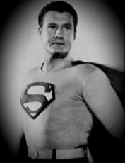 Superman and the Oblivion Café