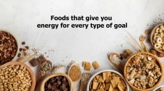 Foods that give you energy for every type of goal
