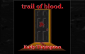 trail of blood.