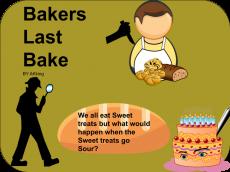 Bakers Last Bake: The Rising Dough