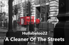 A Cleaner Of The Streets