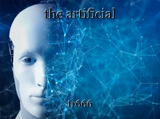 the artificial