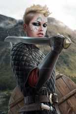 The New Shield Maiden