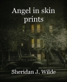 Angel in skin prints