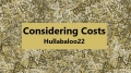 Considering Costs