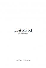 Lost Mabel - The Sketch Book