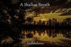 A Shallow Breath