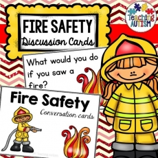 Fire Safety Teaching Plan for Autistic Adolescents