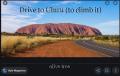 Drive to Uluru (to climb it)