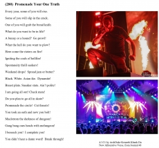 (280)  Promenade Your One Truth