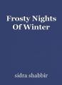 Frosty Nights Of Winter