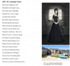 (285)  My Lagniappe Fugue