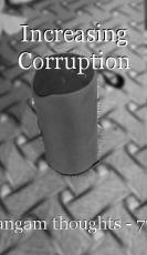 Increasing Corruption
