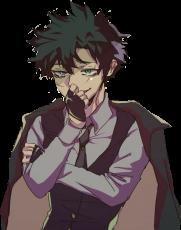 Green Psycho (Villain Deku Fanfic)