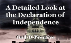 A Detailed Look at the Declaration of Independence
