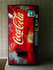 I've Felt More Warmth From A Coke Machine