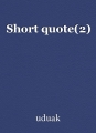 Short quote(2)