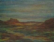 The Desert Sea