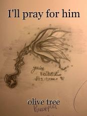 I'll pray for him