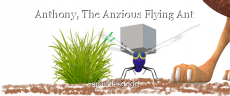 Anthony, The Anxious Flying Ant