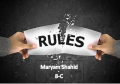 The Contravened Rule